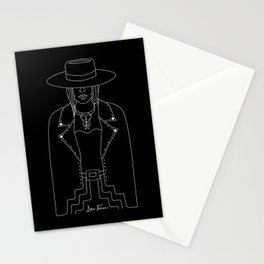 Lady Outlaw Stationery Cards