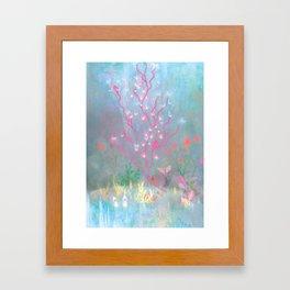 Sprites Framed Art Print