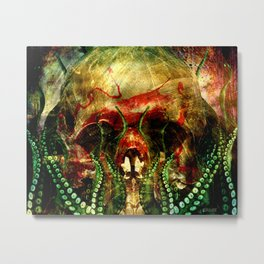 Cthulhu Metal Print
