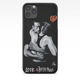 Love & Basketball iPhone Case