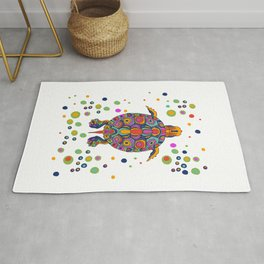 Painted Turtle Rug