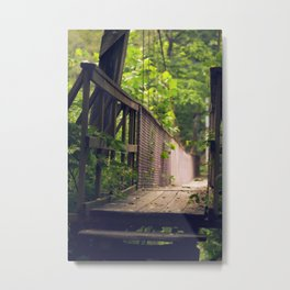 Indiana Summer Metal Print