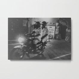 MOTORBIKE SRI LANKA Metal Print