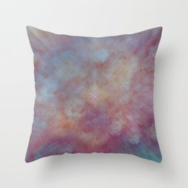 Parting of the Sensory Throw Pillow