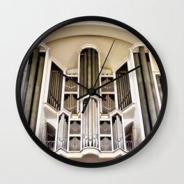 Orgel Wall Clock