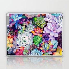 Succulent Garden Laptop & iPad Skin