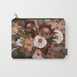 Protea Pecan Carry-All Pouch