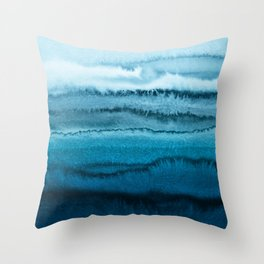 WITHIN THE TIDES - CALYPSO Throw Pillow