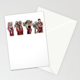 Conquered All of Europe Stationery Cards