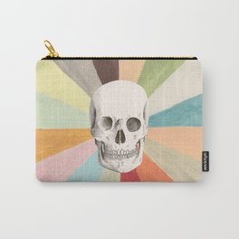 Skull is Cool Carry-All Pouch