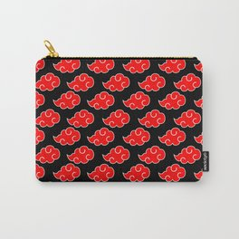 Akatsuki Clouds - Red Carry-All Pouch