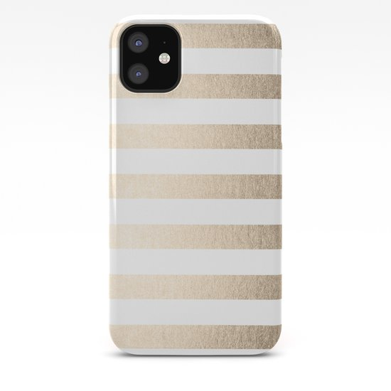 Simply Striped in White Gold Sands by followmeinstead
