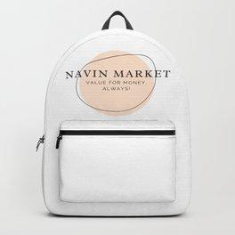 Navin Market Backpack