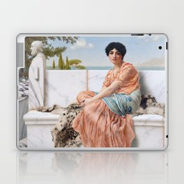 In the Days of Sappho Laptop & iPad Skin