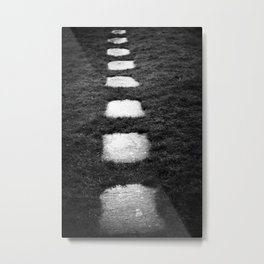 Argus C3 Walkway Metal Print