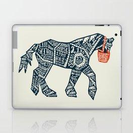 Iron Horse Laptop & iPad Skin