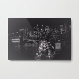 NYC Dream Metal Print
