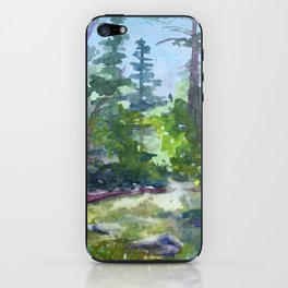 Yosemite Creek iPhone Skin