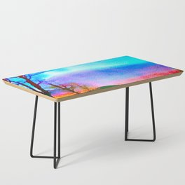 Rainbow, The Eden of Creativity Coffee Table