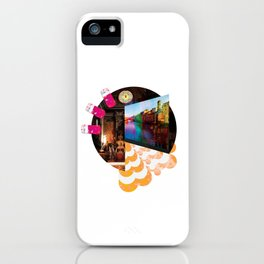i would go out but (i'd rather just watch youtube videos honestly) iPhone Case
