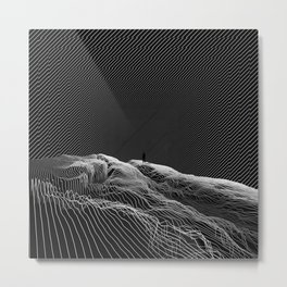 Near/Far Metal Print