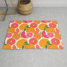 Grapefruit Harvest Rug