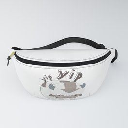 let's go! yip yip Fanny Pack