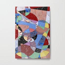 Abstract #99 Metal Print