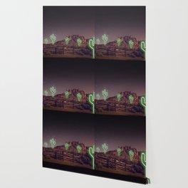 UFO forest Wallpaper