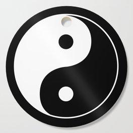 Yin Yang Cutting Board