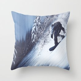 Forever Dreaming Of Throw Pillow