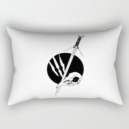 Raven's Claw Rectangular Pillow