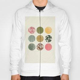 geometric circles Hoody