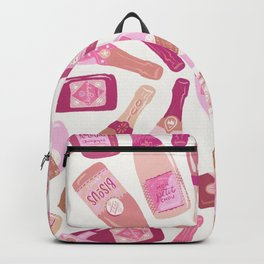 French Champagne Collection – Pink Backpack