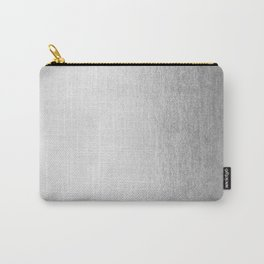 Moonlight Silver Carry-All Pouch