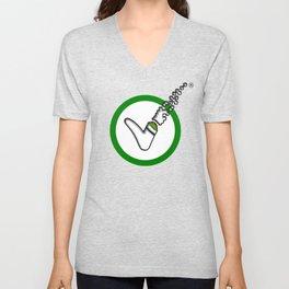 "VeriWeed ""V"" Logo Unisex V-Neck"