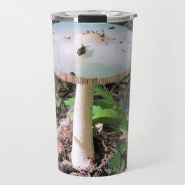 Rainstorm Mushroom Travel Mug