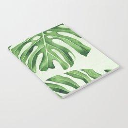 Green Monsteras Notebook