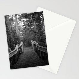 Burn a Bridge Stationery Cards