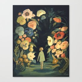 The Night Garden Leinwanddruck
