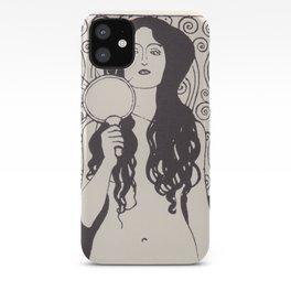 Naked Truth or Nuda Veritas iPhone Case