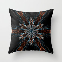 Alacran Throw Pillow