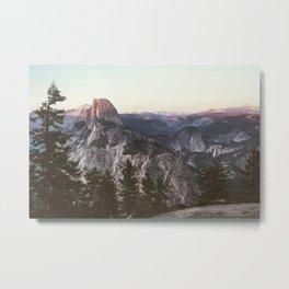 Great Nights in Yosemite Metal Print