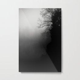 Les Étangs Fantomatiques XXV Metal Print