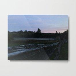 Howe Farm Metal Print