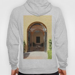 Colors of Real Alcazar Seville Hoody