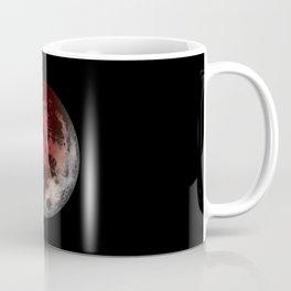 Red Moon Eclipse Coffee Mug