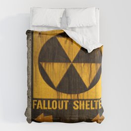 Fallout Shelter Comforters