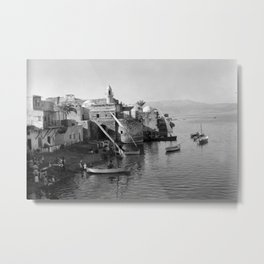 View of Tiberias Metal Print