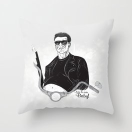 Heroes - The Man Throw Pillow